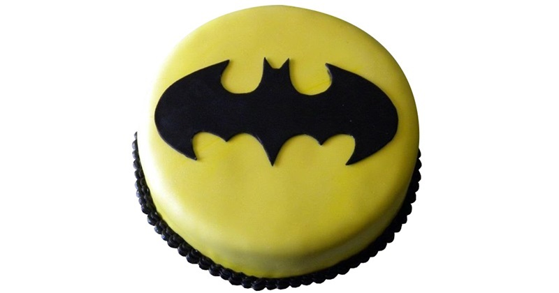 Batman Birthday Cake For Kids