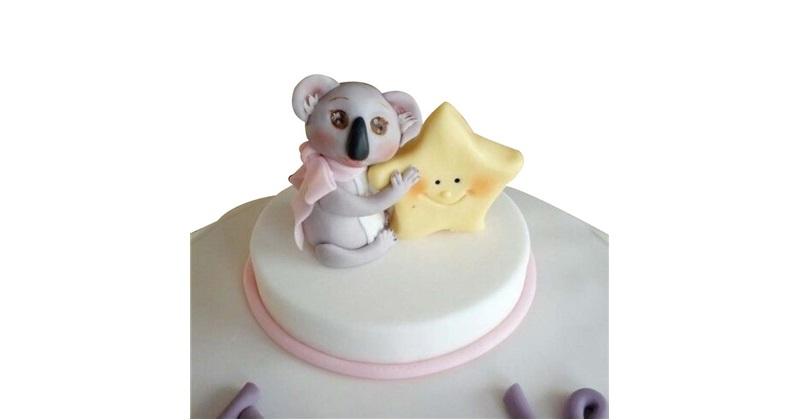 Enjoyable Koala Birthday Cake Funny Birthday Cards Online Hetedamsfinfo