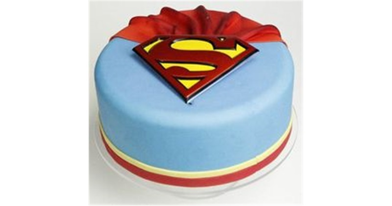 Miraculous Superman Birthday Cakes Funny Birthday Cards Online Bapapcheapnameinfo