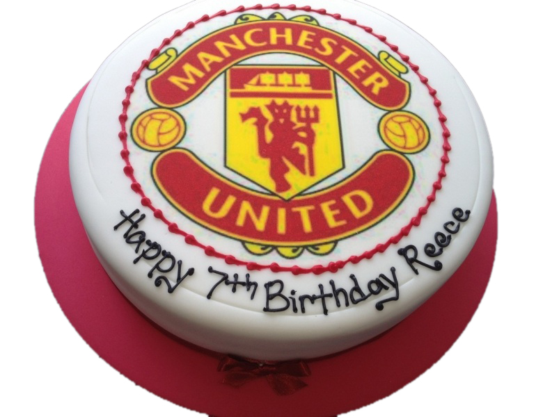 The Best Manchester United Cake Decorations