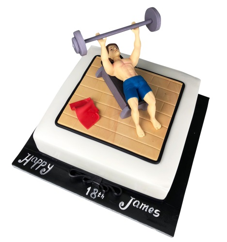 Incredible 21St Man Cake Personalised Birthday Cards Petedlily Jamesorg
