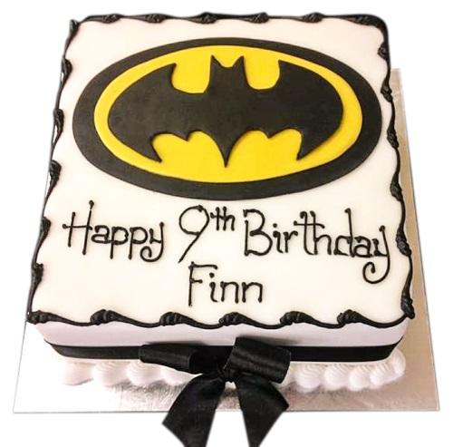Swell Celebrate With Batman Birthday Cakes Funny Birthday Cards Online Alyptdamsfinfo