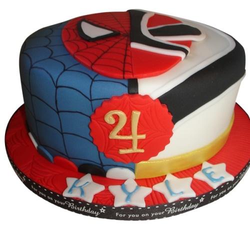 Terrific Power Rangers Birthday Cake Birthday Cards Printable Opercafe Filternl
