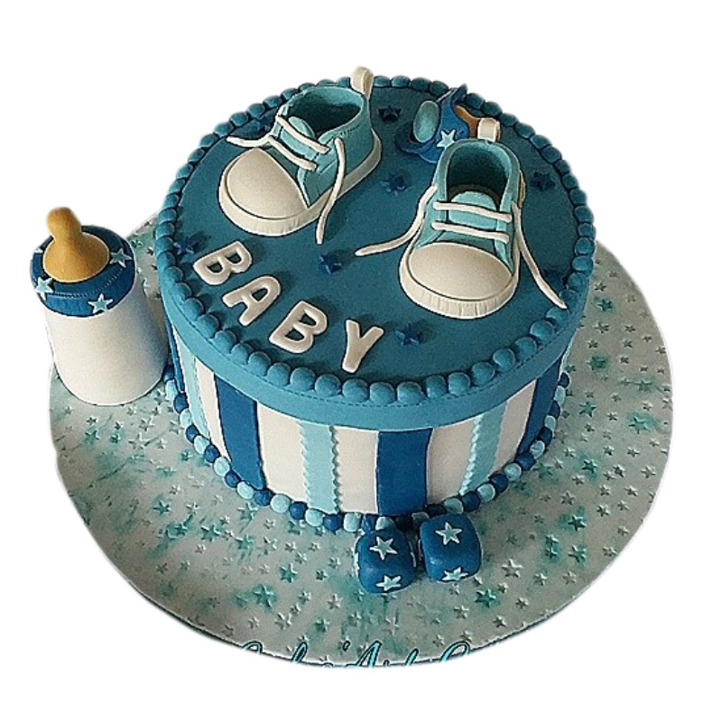 Amazing 1 Year Baby Boy Cake Funny Birthday Cards Online Alyptdamsfinfo