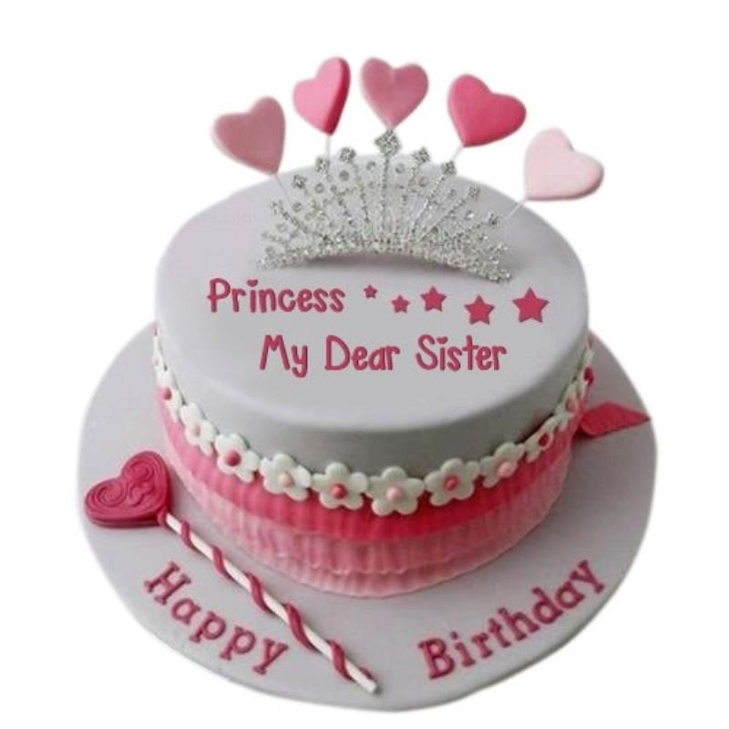 Cool Birthdays Cake For Sister Funny Birthday Cards Online Inifodamsfinfo
