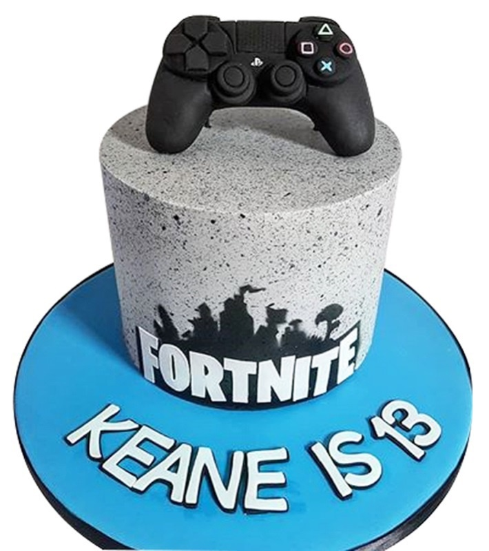 Birthday cake fortnite