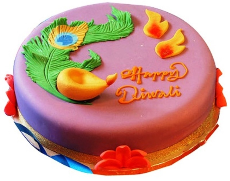Happy Diwali Cake