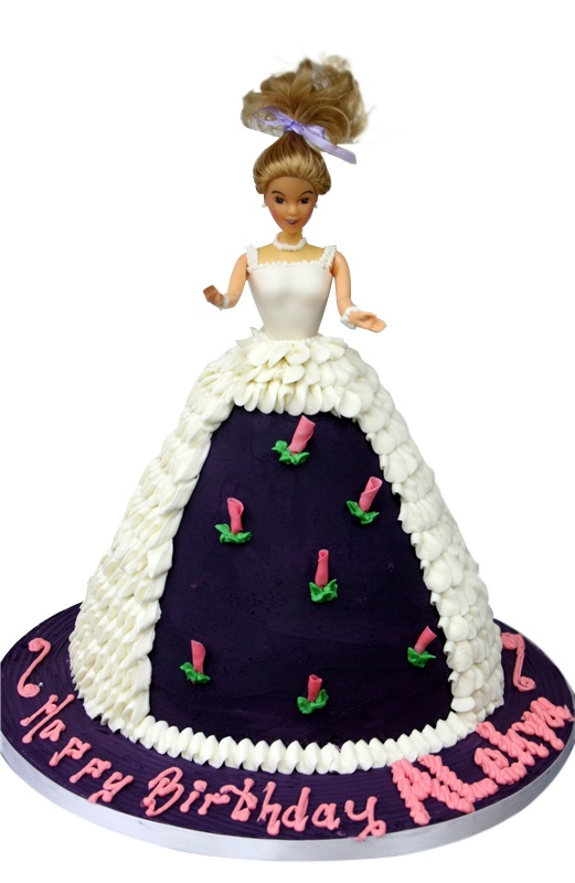 Doll Birthday Cake Harrow