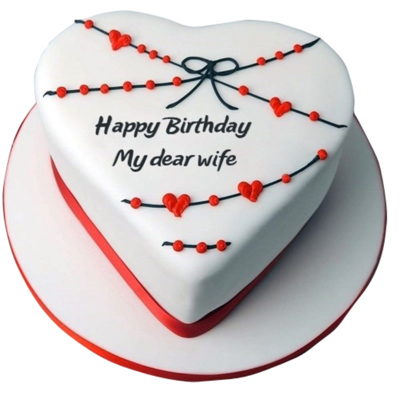 Outstanding Wife Birthday Cake Funny Birthday Cards Online Overcheapnameinfo