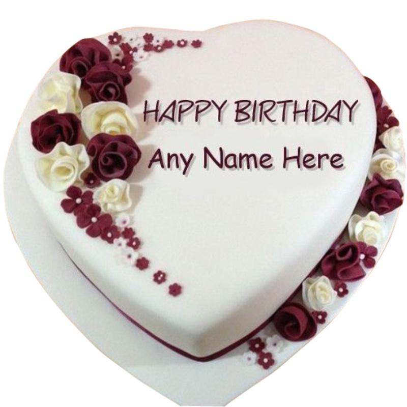 Wife Birthday Cake