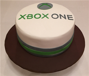 Brilliant Sxbox One Birthday Cake Birthday Cards Printable Opercafe Filternl
